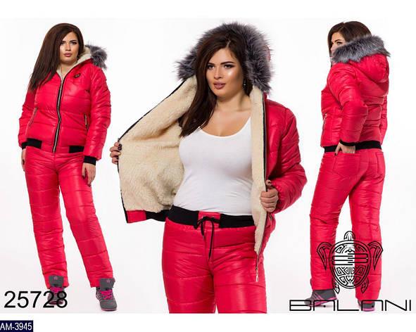 Лыжный костюм AM-3945, фото 2