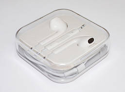 Наушники EarPods для Iphone 5 / Iphone 6 Copy