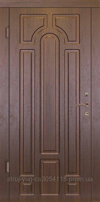 Дверь входная металлическая «Элегант», модель Арка 3, 850*2040*70