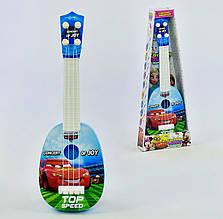 "Детская гитара ""Тачки"""