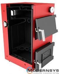 Твердотопливный котел MARTEN Base 12 V для отопления помещений.