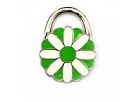 Вешалка для сумки Зеленая хризантема 163-13714999