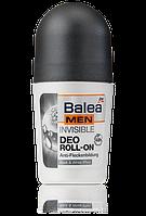 Balea men Invisible Дезодорант роликовый, 50 мл