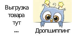 Дропшиппинг и ВЫГРУЗКА ТОВАРА