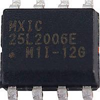 Микросхема Macronix MX25L2006EM1I-12G
