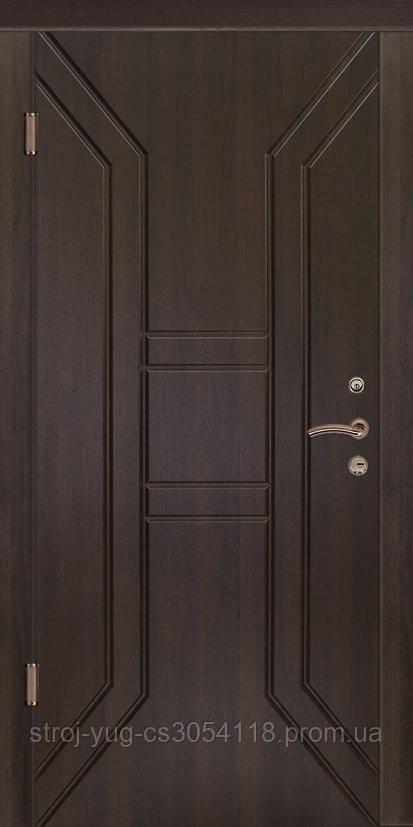 Дверь входная металлическая «Элегант», модель Бристоль, 850*2040*70