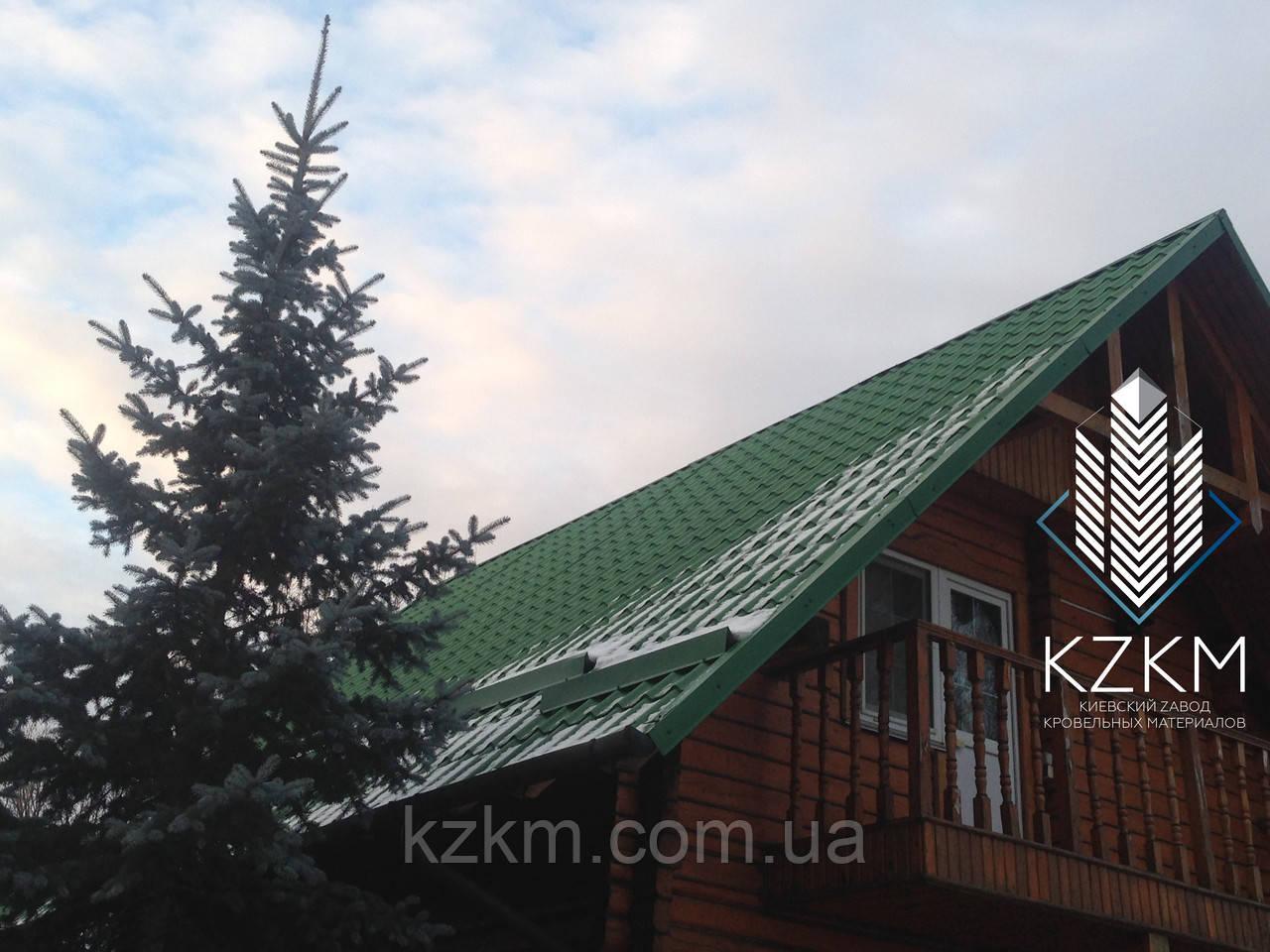 Снегобарьеры, снегоупоры купить, снегозадержатель в Украине