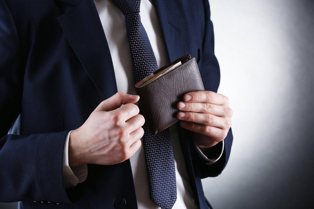 Как выбрать мужской кошелек?
