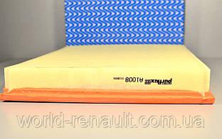 Воздушный фильтр на Рено Мастер II 1.9 dCI, 2.2 dCI, 2.5 dCI, 2.8 dCI / Purflux A1008