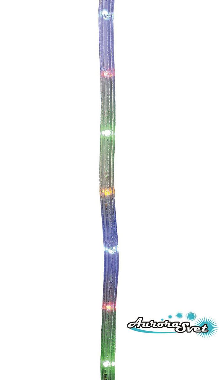 LED гирлянда разноцветная 20 метров 400 LED. Светодиодная гирлянда. Гирлянда LED. Производство Франция.
