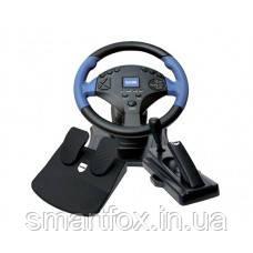 Руль игровой EXEQ RACING WHEEL PC/PS2/PS3 (EQ-UNI-03020)