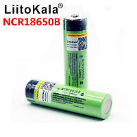 Аккумулятор NCR18650B (Panasonic) Li-ion 3400 мАч Ёмкость проверено!