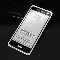 Защитное стекло Nokia 8 Full Glue 5D (Mocolo 0,33мм)