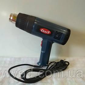 Фен технический CRAFT CHG-2000