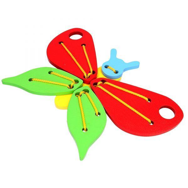 шнурівка Метелик