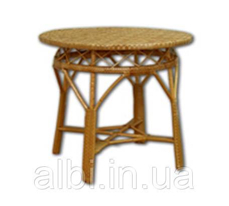 Стол из лозы СЖ-6