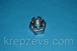 Гайка М12 DIN 935 оцинкована
