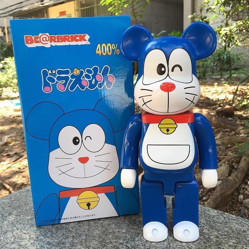 Фігурка Doraemon Bearbrick 400 %