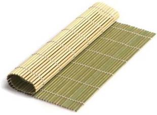 Бамбуковые палочки и циновка для роллов