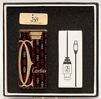 Зажигалка USB подарочная