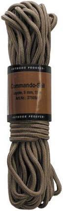 Верёвка 5мм х 15м койот MFH 27509A , фото 2