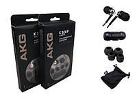 Оригинальные наушники AKG K324P Chrome