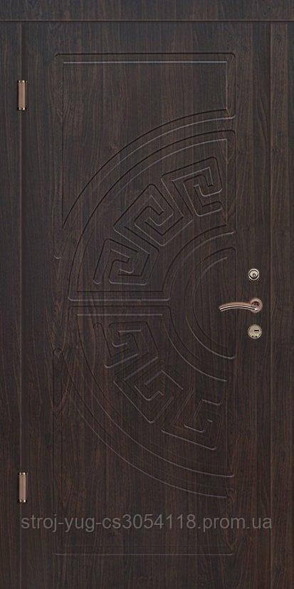 Дверь входная металлическая «Элегант», модель Греция, 850*2040*70