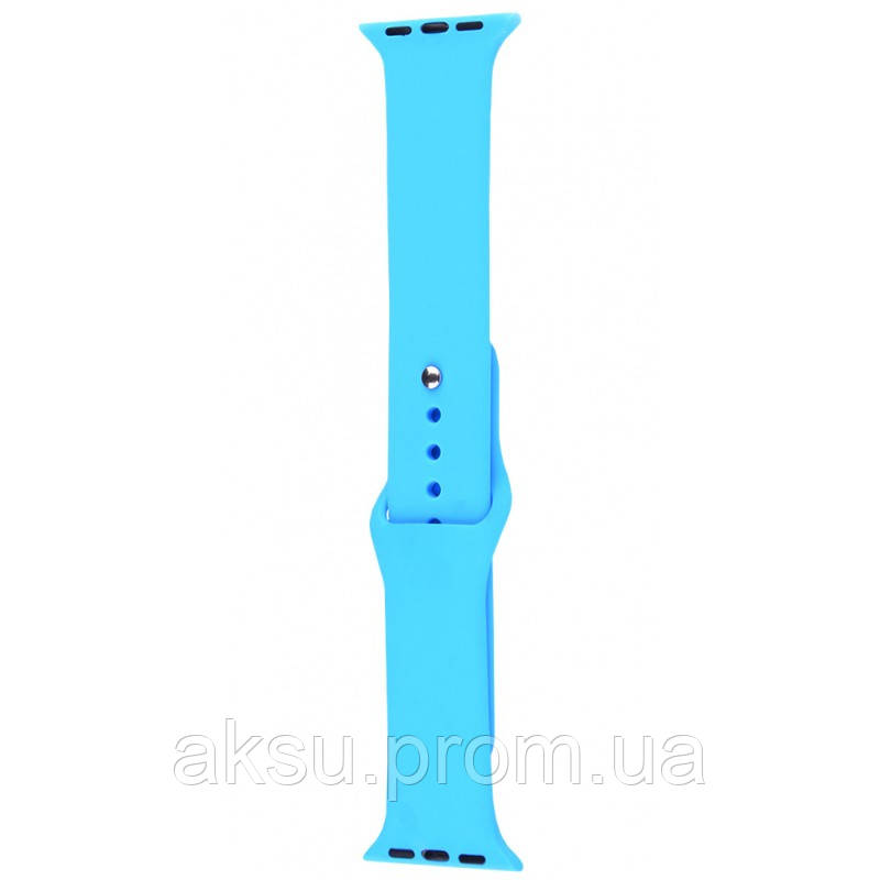 Ремешок Apple Watch Sport Band 42 mm/44 mm (Blue)