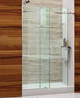 Душові двері прозорі  Slide 160см