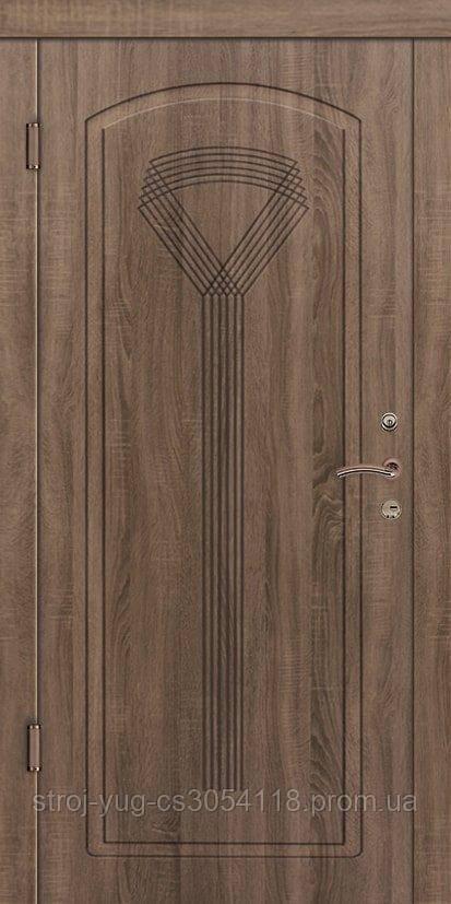 Дверь входная металлическая «Элегант», модель Джента, 850*2040*70