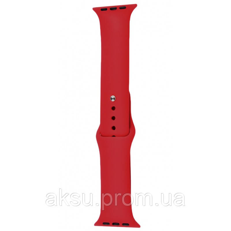 Ремешок Apple Watch Sport Band 42 mm/44 mm (Bordo)