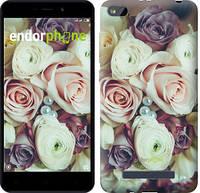 "Чехол на Xiaomi RedMi 4A Букет роз ""2692c-631-12392"""