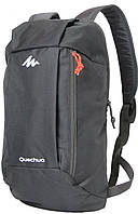 Рюкзак городской Quechua ARPENAZ серый 630322 10 л
