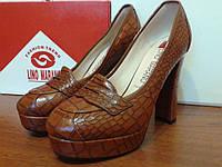Туфли женские на высоком каблуке.Lino-moano.р.37-40.