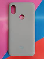 TPU + PC + MicroFiber Silicone Case for Xiaomi Redmi S2 Pebble (галька / светло-коричневый)