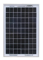 Солнечная панель 10Вт монокристаллическая KM10(6)