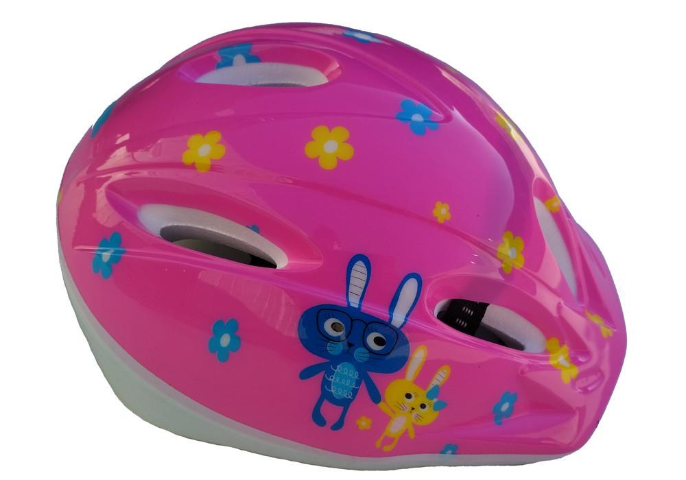 """Шлем детский DN-45-16 """"Яйцо"""" розовый"""