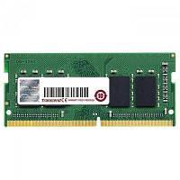 Модуль памяти для ноутбука SoDIMM DDR4 8GB 2666 MHz Transcend (JM2666HSB-8G)