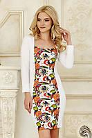 3ce6923b0e6 Платье с Лимончиками — Купить Недорого у Проверенных Продавцов на ...