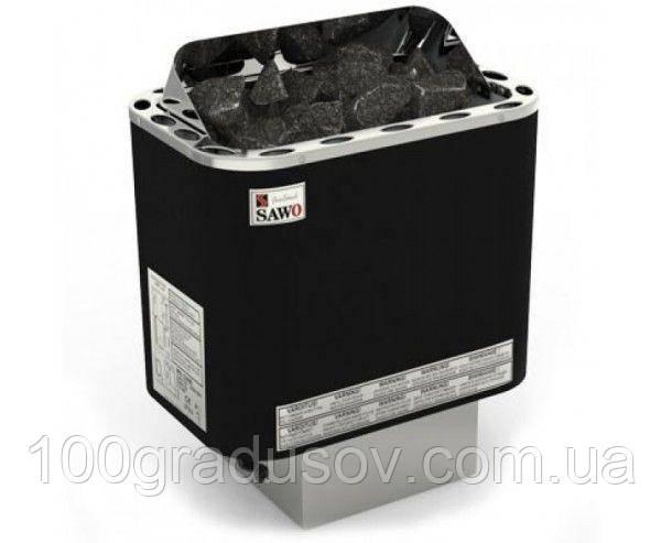 Электрокаменка, Печь для бани и сауны  Sawo NORDEX - 60NB (черная)