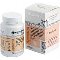 Аргозид Форте 90 Капсул для сердца (кардиотоническое, антиаритмическое действие)