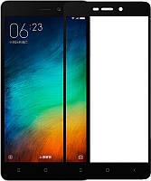 Защитное стекло TOTO 2.5D Full Cover Tempered Glass Xiaomi Redmi 3S (hard edges) Black