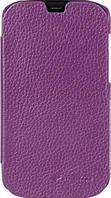 Чехол Melkco Jacka Face Cover Book for HTC Desire V T328w/X T328e O2DESVLCFB2PELC