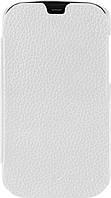 Чехол Melkco Jacka Face Cover Book for HTC Desire V T328w/X T328e O2DESVLCFB2WELC