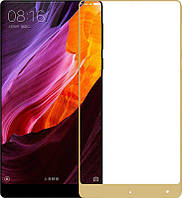 Защитное стекло TOTO 2.5D Full Cover Tempered Glass Xiaomi Mi Mix Gold