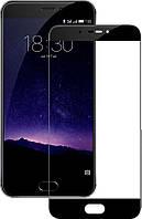Защитное стекло TOTO 2.5D Soft Full Cover Tempered Glass Meizu MX6 Black