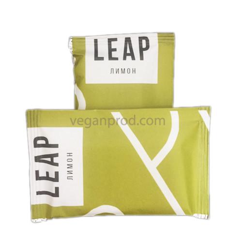 """Фруктово-ореховый батончик """"Лимон"""", Leap"""