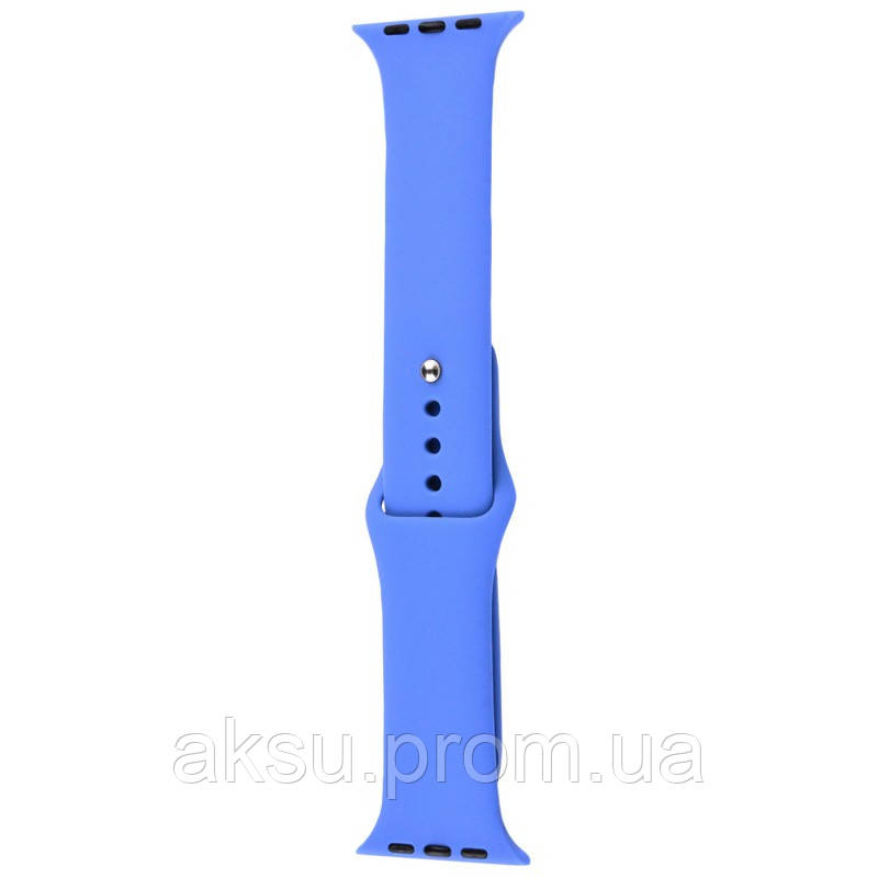 Ремешок Apple Watch Sport Band 42 mm/44 mm (Ocean blue)