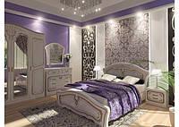 Кровать Альба полуторная ТМ Неман
