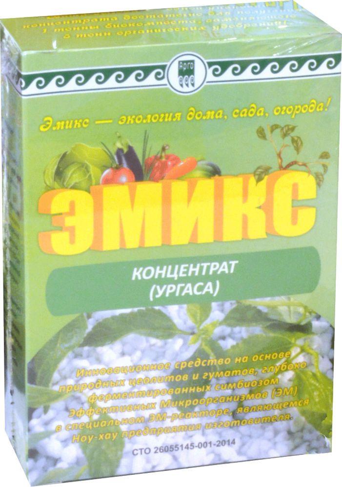 Эмикс, подкормка для растений сухая для плодородия почвы